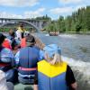 Opastettu jokiveneretki tutustuttaa Kymijoen rikkaaseen kulttuuriin ja historiaan.