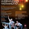 Sirkuskoulu Bravuurin uuden vuoden sirkus