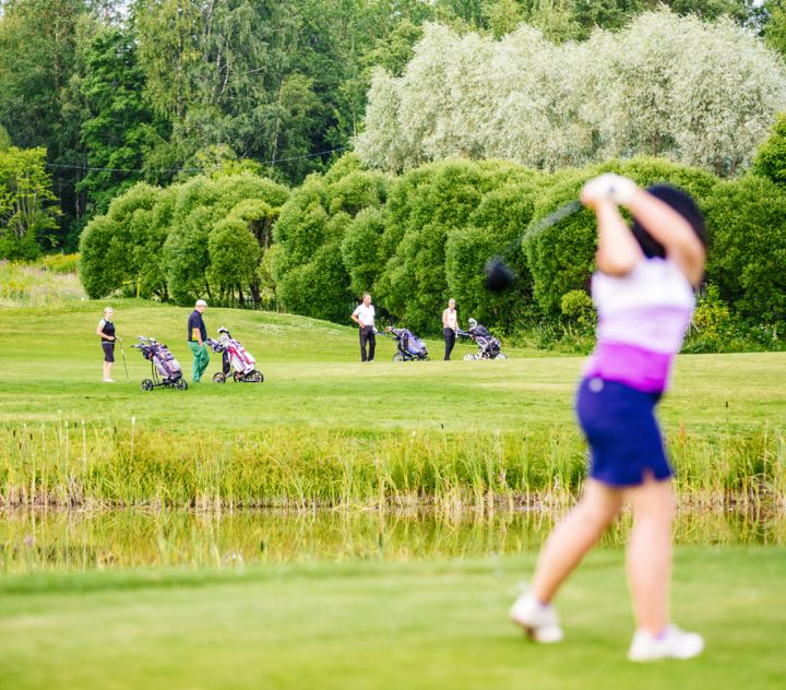 Iitti Golf is located near Kouvola