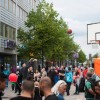The Grand Opening of Manski Pedestrian Street