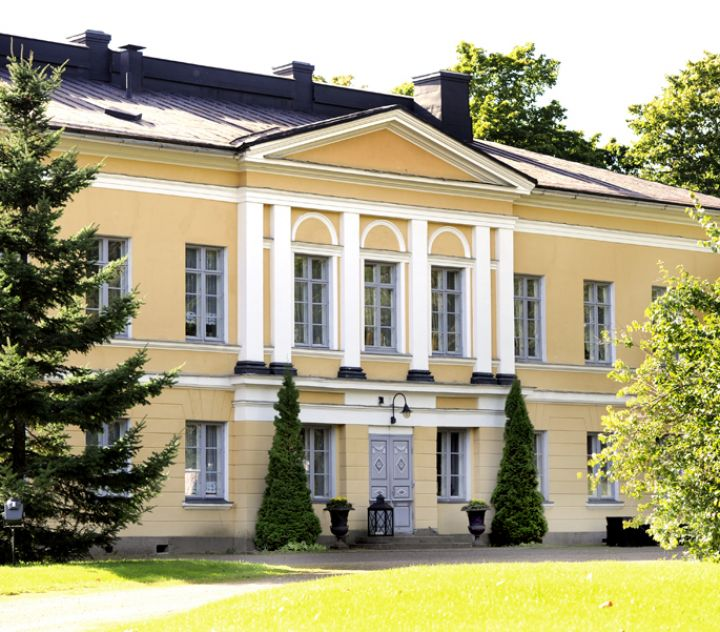 Moisio Art and Catering Manor in Kouvola