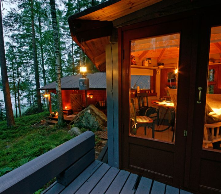 Cottages in the Kouvola region
