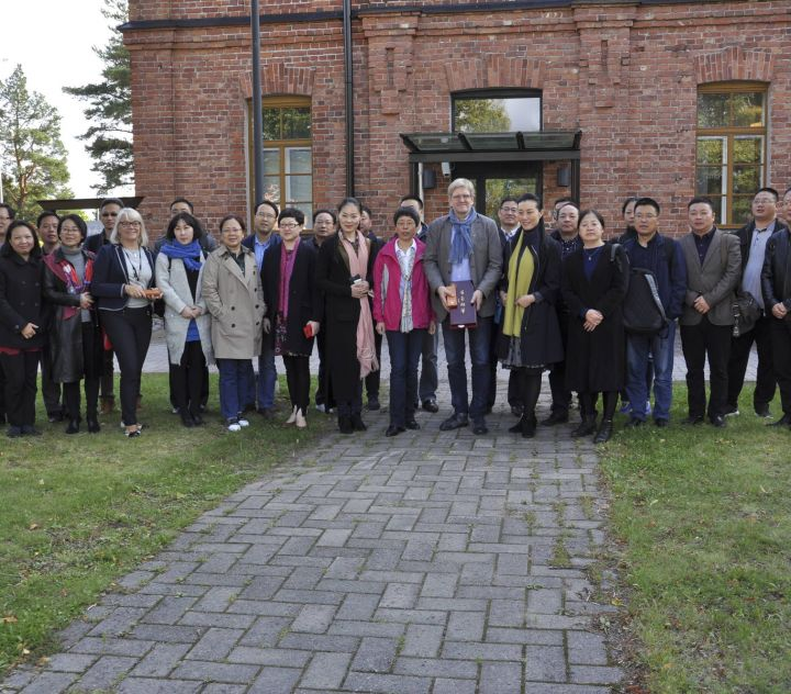 Technical Visits in Kouvola